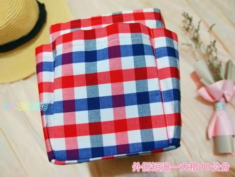 【試用】幸福工作室 純手工包包收納袋-平面拉鍊款袋中袋5.jpg