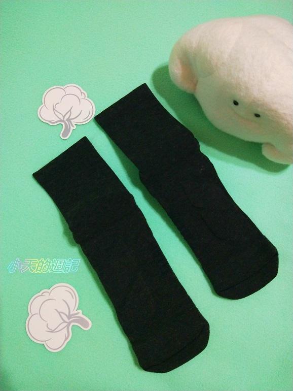 【試穿】Titan太肯運動襪 - 職場抗菌運動襪9.jpg