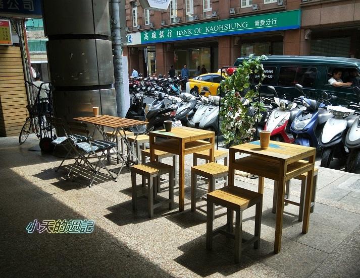 【台北市中正區‧食記】小意思bar - No Worries Cafe2.jpg