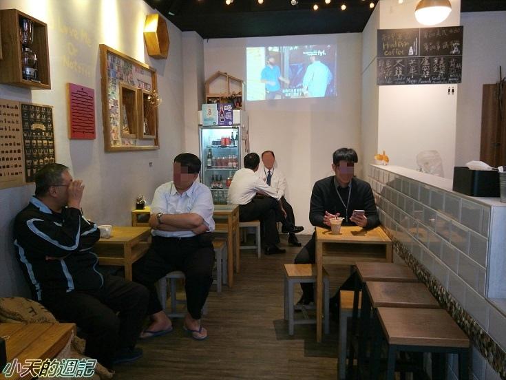 【台北市中正區‧食記】小意思bar - No Worries Cafe6.jpg