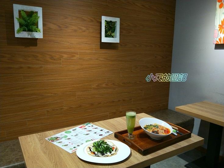 【台北信義安和美食】 NICE GREEn美蔬菜廚房台北精緻外食族健康飲食 酸湯豚肉麵 松露脆餅 蔬果汁11.jpg