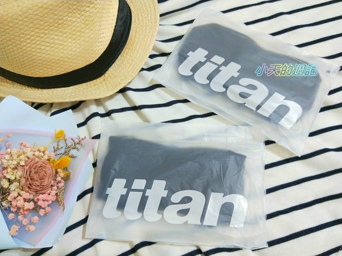 【試穿】titan太肯純棉學生襪 船型襪1.jpg