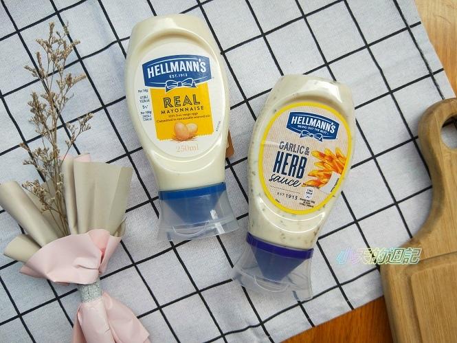【美乃滋推薦‧試吃】Hellmann's 美乃滋1.jpg