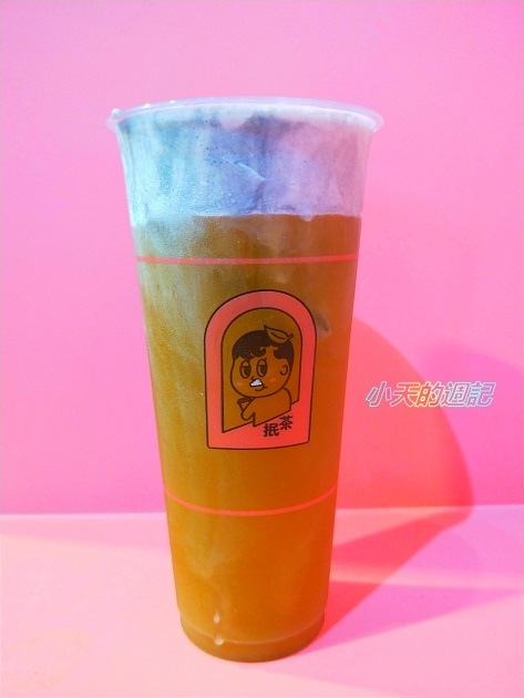 【忠孝復興‧市民大道手搖飲料店】抿茶原葉奶蓋茶專門  Min Cha12.jpg