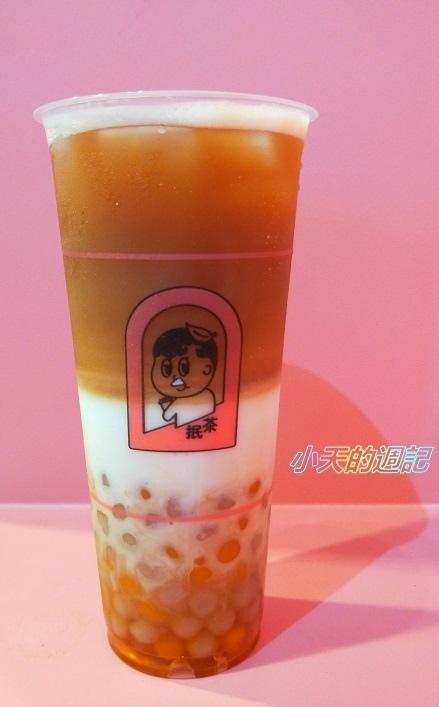 【忠孝復興‧市民大道手搖飲料店】抿茶原葉奶蓋茶專門  Min Cha15.jpg