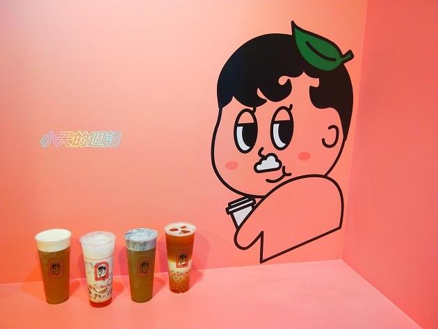 【忠孝復興‧市民大道手搖飲料店】抿茶原葉奶蓋茶專門  Min Cha21.jpg