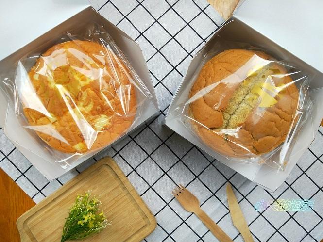 【試吃】春上布丁蛋糕 起司跟伯爵紅茶口味3.jpg