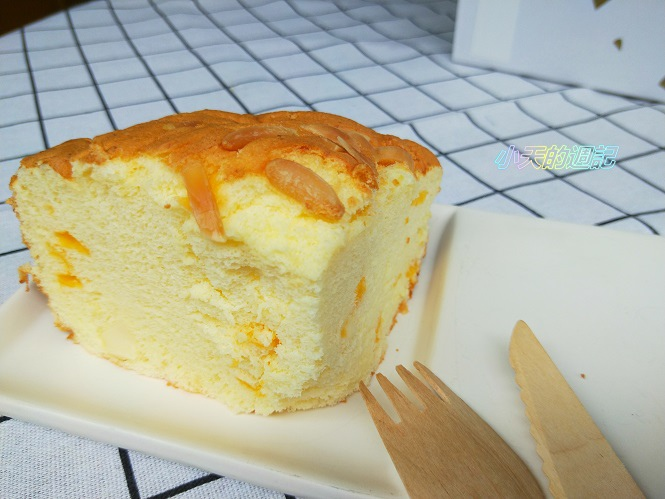 【試吃】春上布丁蛋糕 起司跟伯爵紅茶口味7.jpg