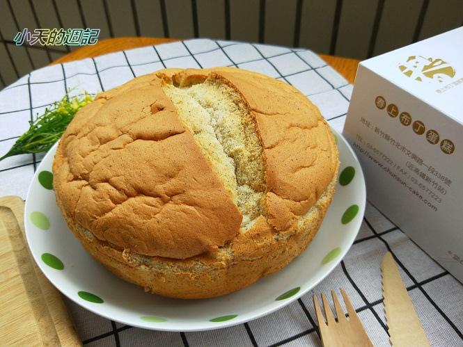 【試吃】春上布丁蛋糕 起司跟伯爵紅茶口味10.jpg