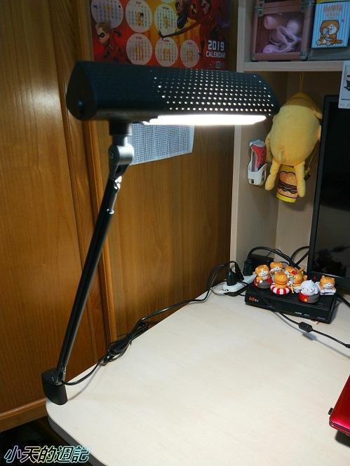 【試用】喜萬年SYLVANIA 第二代LED小小冰極光護眼檯燈 雙色切換版19.jpg