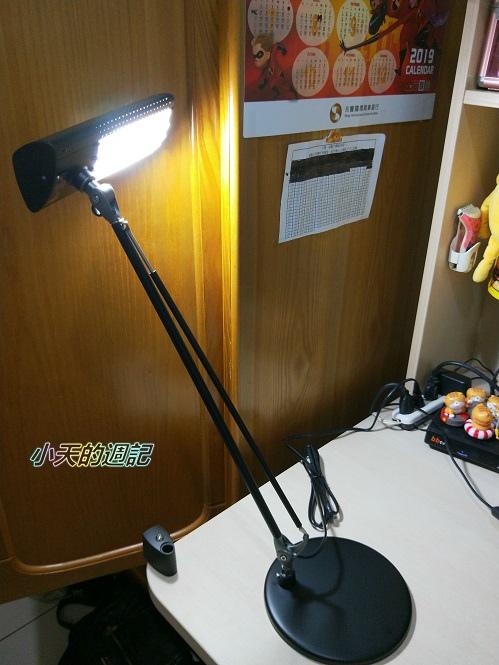 【試用】喜萬年SYLVANIA 第二代LED小小冰極光護眼檯燈 雙色切換版21.jpg