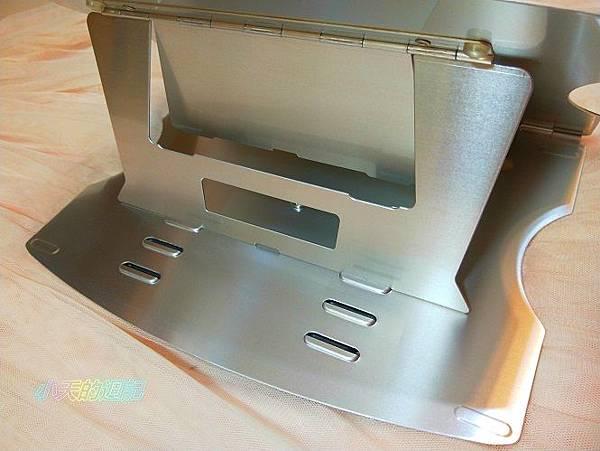 【試用】AIDATA愛得他 鋁合金筆電架 角度六段可調8.jpg
