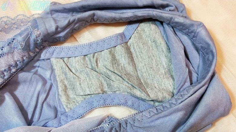 【試穿】黛瑪Daima 法式內衣 微露性感無鋼圈骨線超薄透膚蕾絲9.jpg