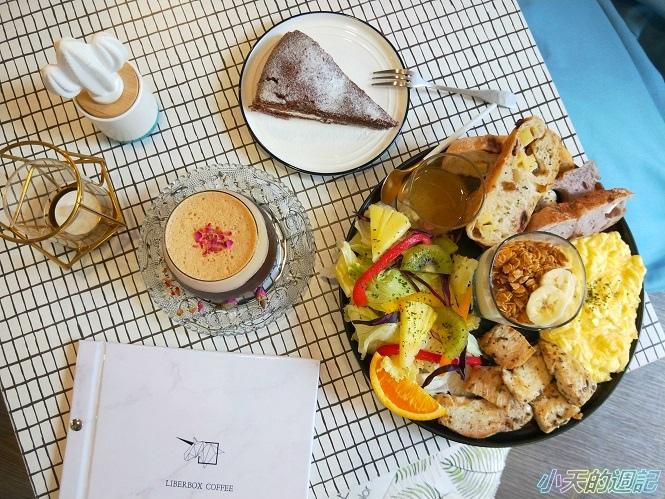 【永和早午餐‧咖啡廳】自由溫室 Liberbox Coffee3.jpg