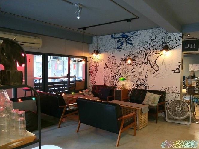 【永和早午餐‧咖啡廳】自由溫室 Liberbox Coffee14.jpg