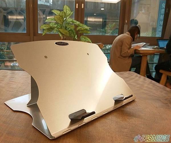 【試用】AIDATA愛得他 鋁合金筆電架 角度六段可調1.jpg