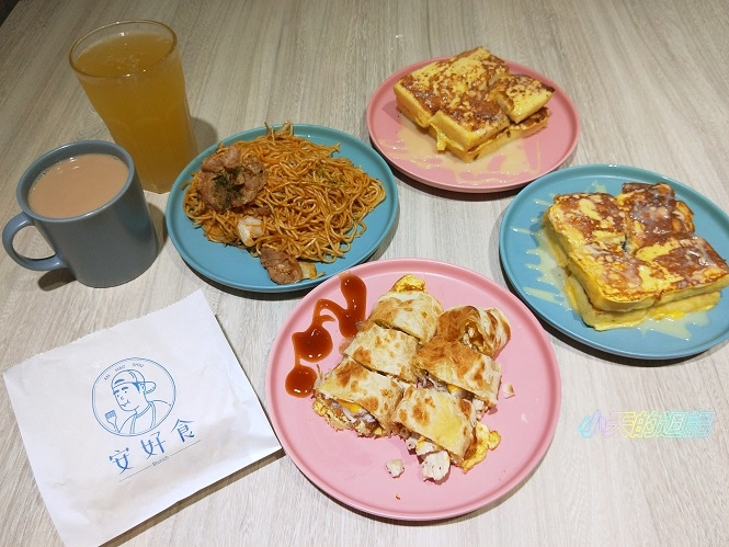 【科技大樓早午餐店‧大安區早午餐店】安好食 和平店 AN HAO SHIH 3.jpg