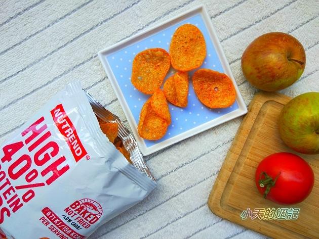【異國零食】捷克Nutrend蛋白薯片 & 捷克Nutrend黃金比例乳清蛋白 (巧克力黑可可風味7.jpg
