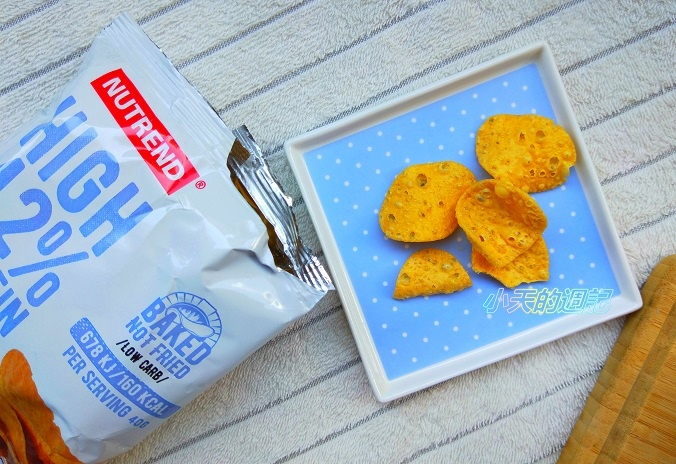 【異國零食】捷克Nutrend蛋白薯片 & 捷克Nutrend黃金比例乳清蛋白 (巧克力黑可可風味4.jpg