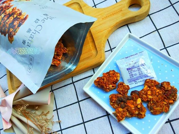【試吃】The Chala蕎拉裸食燕麥脆片 巧克力口味 & Rivervird 江鳥咖啡8.jpg
