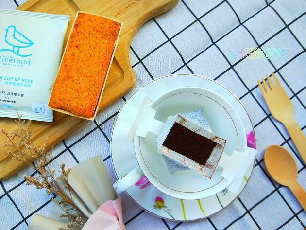 【試吃】The Chala蕎拉裸食燕麥脆片 巧克力口味 & Rivervird 江鳥咖啡13.jpg