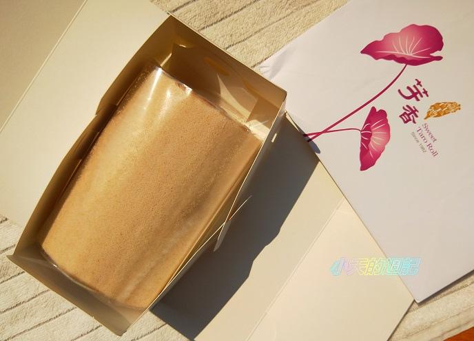 【香帥蛋糕】芋香卷心 精緻紅豆卷5.jpg
