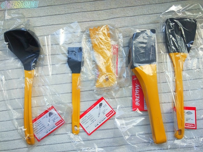【MULTEE摩堤】矽晶料理工具組2