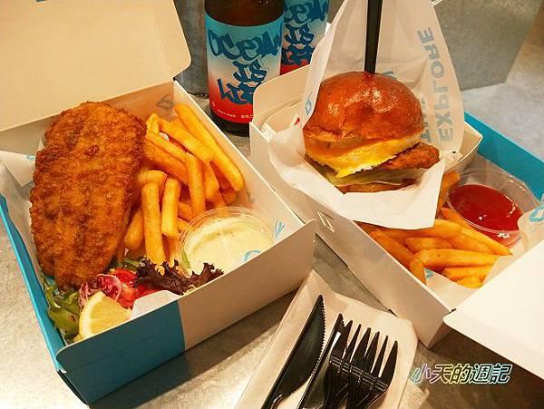 【台北炸魚薯條推薦】OCEAN BOX炸魚薯片專門店2.jpg