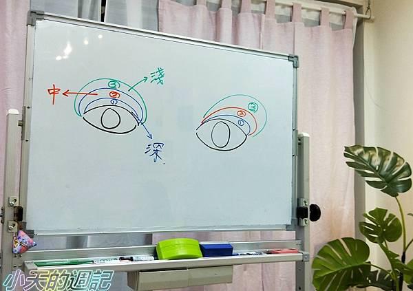 【韓系彩妝】采采豪禮CAI CAI Gift_韓系日常彩妝X自然保養法體驗分享會11.jpg