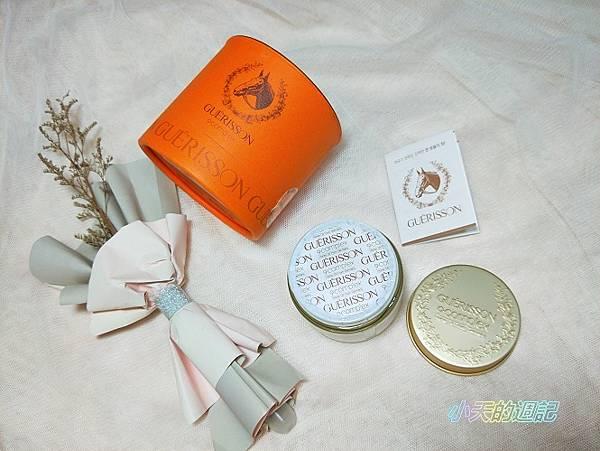 【體驗品】韓國Guerisson馬油護膚修復補水保濕緊緻面霜7.jpg