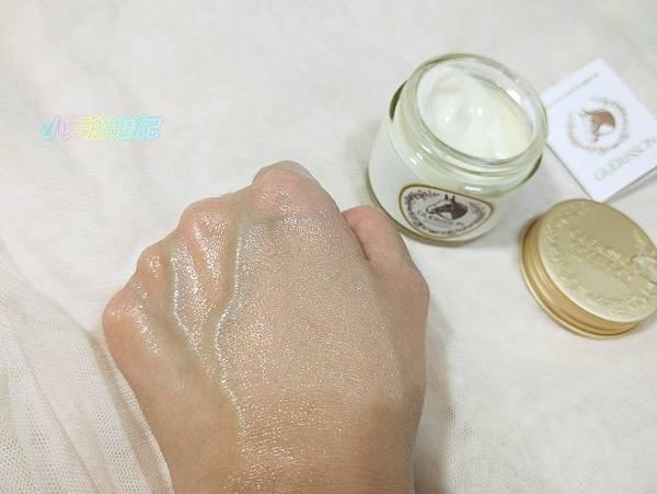 【體驗品】韓國Guerisson馬油護膚修復補水保濕緊緻面霜13.jpg