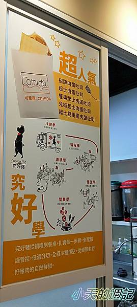 【北門站早餐推薦】可蜜達Comida北門店10.jpg