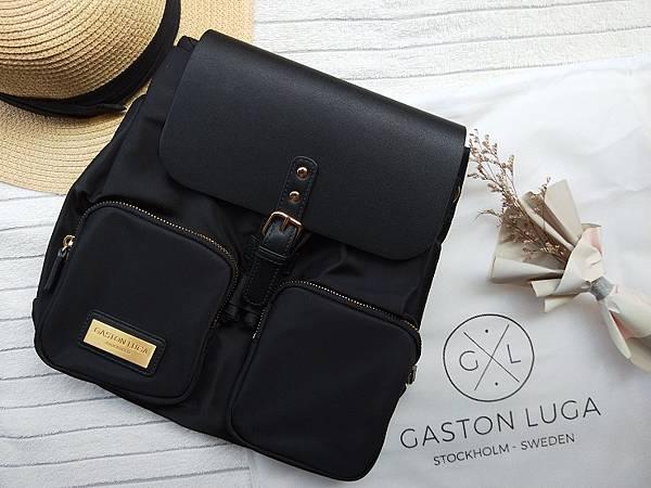 【背包開箱】Gaston Luga PÄRLAN 經典黑6.jpg