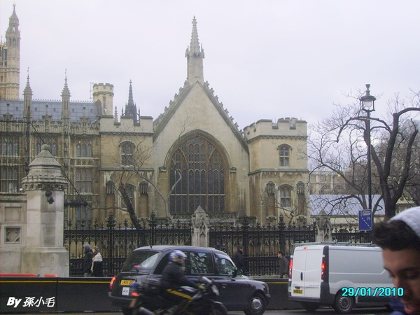 Westminster abbey [西敏寺]