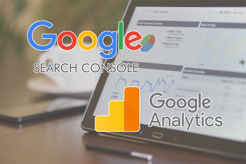 攻城濕不說的秘密 - Google Analytics & Google Search Console