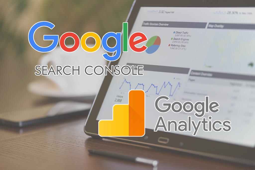 攻城濕不說的秘密 - Google Analytics & Google Search Console