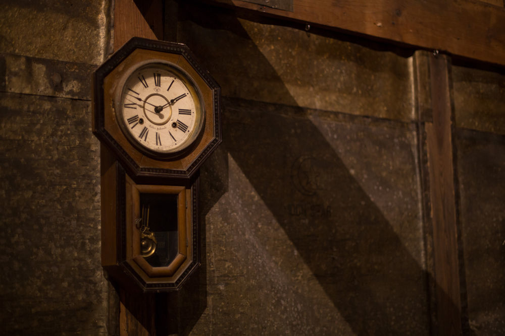 攻城濕不說的秘密 - 古老的大鐘