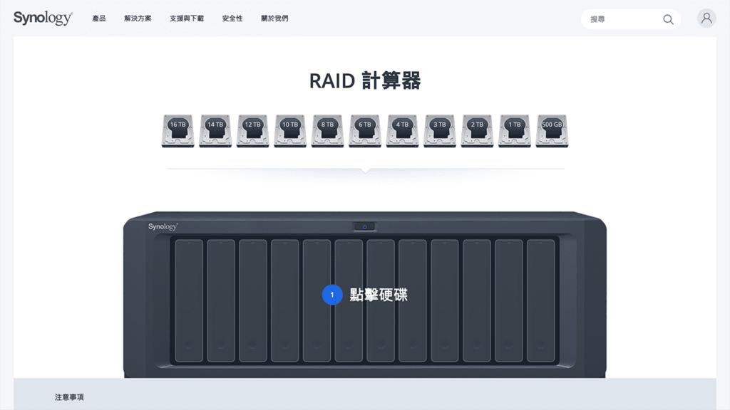 攻城濕不說的秘密 - Synology RAID 計算機