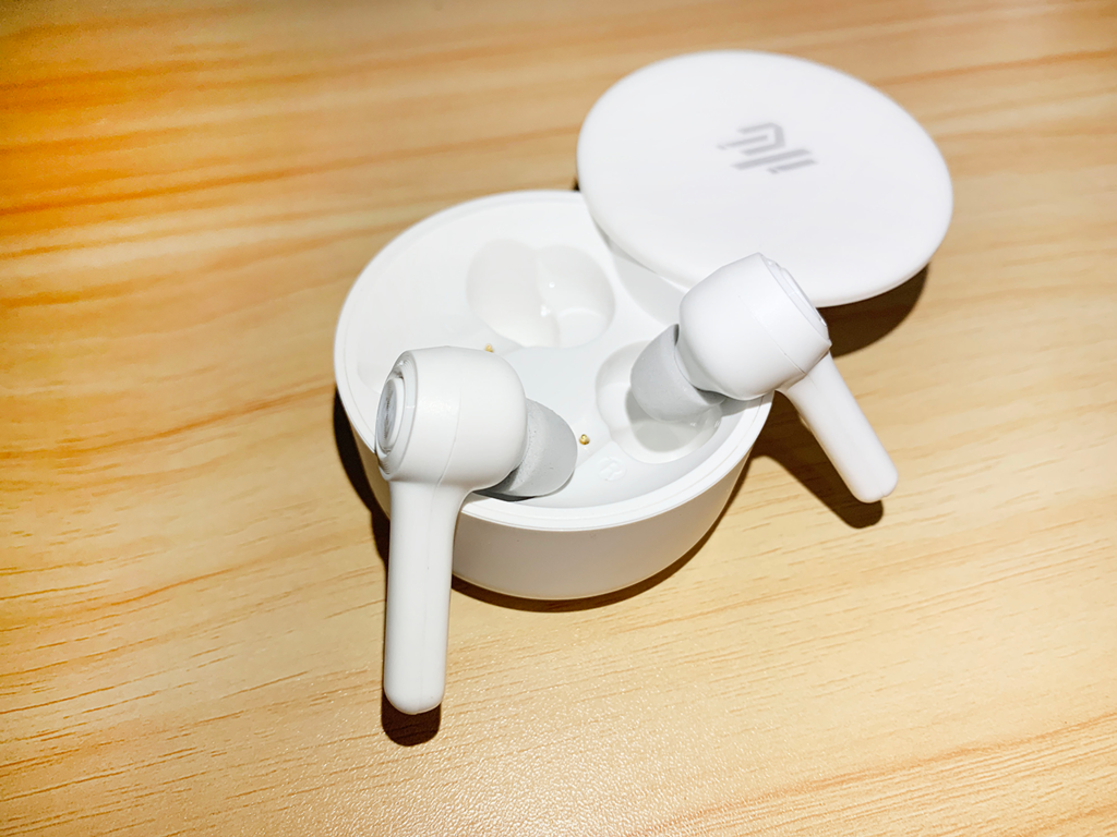 49101 Tiny Daily 耳機與充電艙