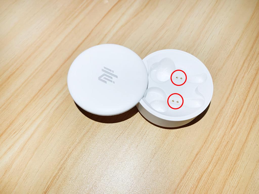49101 Tiny Daily 充電艙充電接點