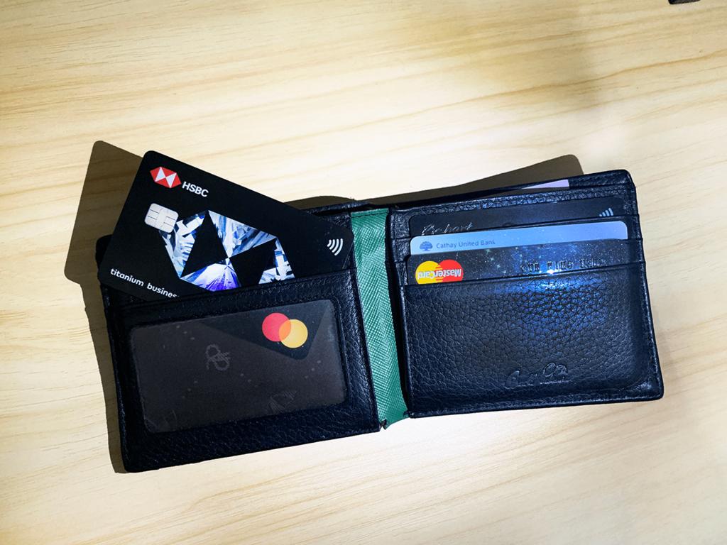 攻城濕不說的秘密 - 我的錢包裡的滙豐銀行匯鑽卡
