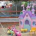 公主城堡遊戲場