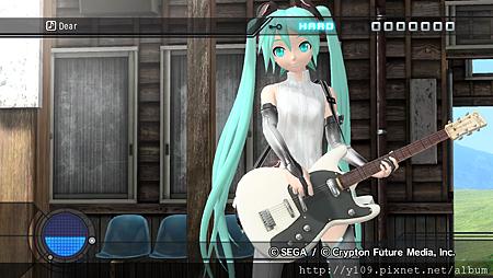 APPEND跟DEAR的吉他超搭啊!