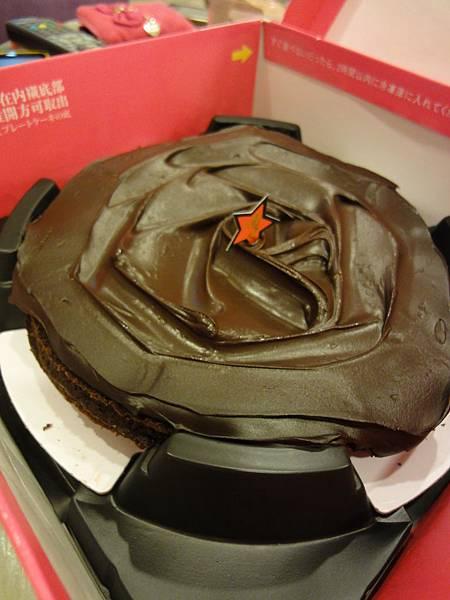 老公的生日蛋糕