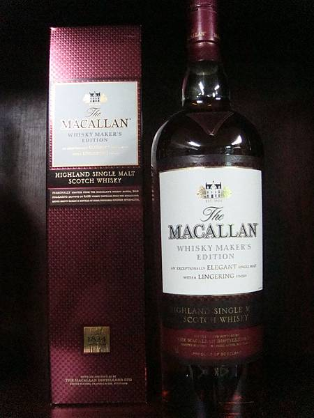 麥卡倫- 1824- (Selec.Bourbon)
