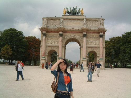 法國~巴黎~羅浮宮