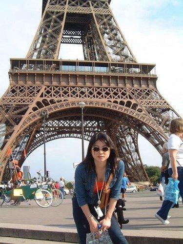 法國~巴黎鐵塔