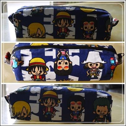 航海王筆袋3