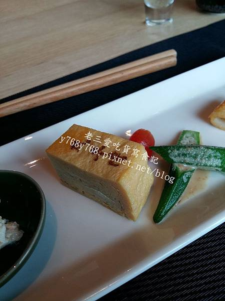 玉子燒烙印-老三用電子鍋做料理.jpg