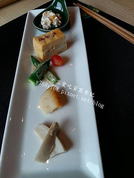 丸本陣拼盤冷盤-老三料理美食寫食記.jpg